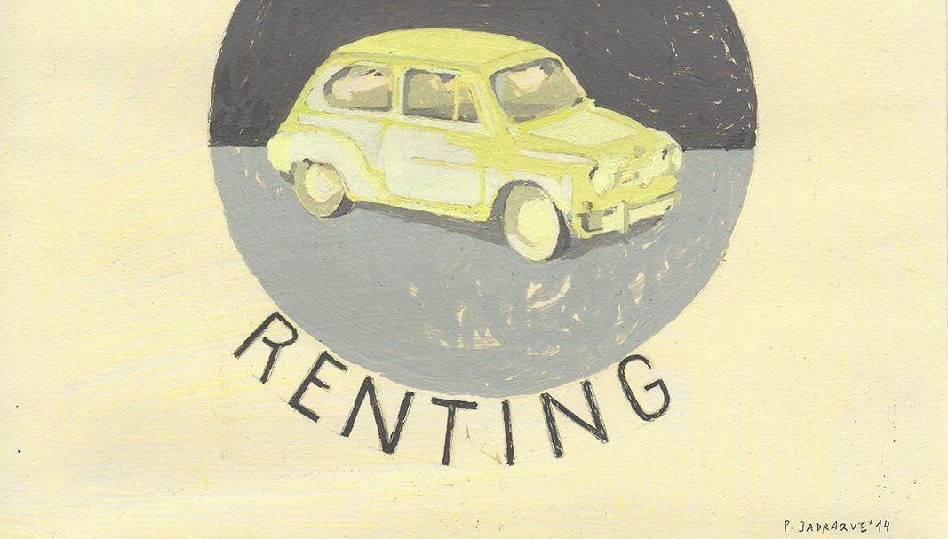 Las matriculaciones de renting crecen un 16% en octubre, con casi 15.000 unidades