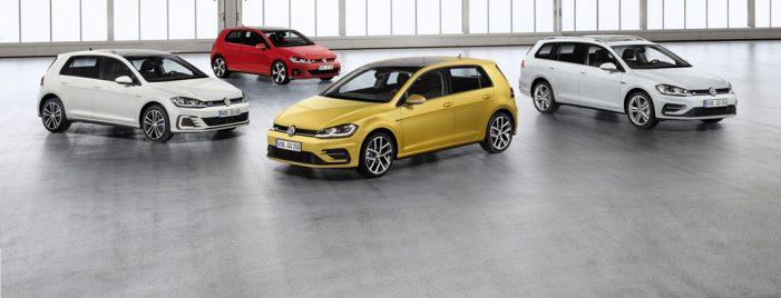 El nuevo Volkswagen Golf se digitaliza