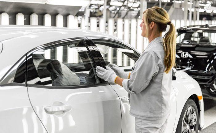 Honda fabrica su automóvil número 100 millones