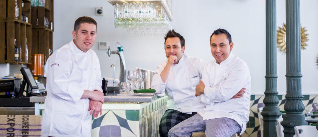 Cocina japo-mediterránea en Bacira