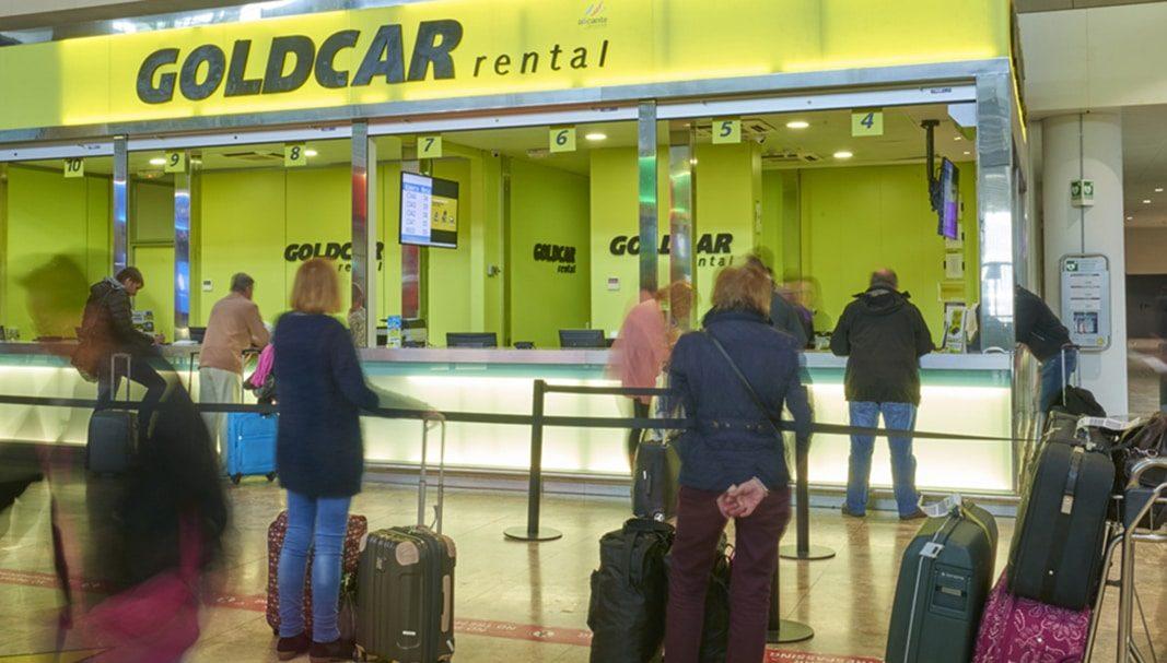 Goldcar operará en siete aeropuertos de España, Italia y Francia