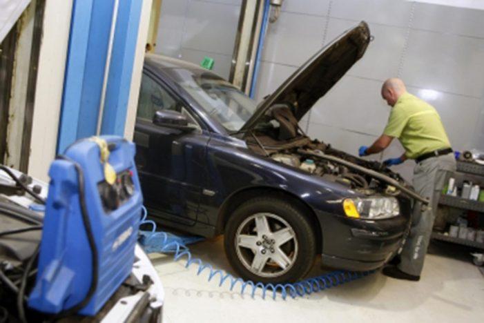 La reparación de un coche usado cuesta unos 750€