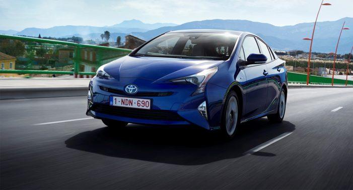 El nuevo toyota prius el coche m s seguro seg n euro ncap - Seguros de coche por meses ...