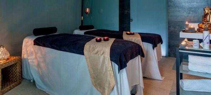 Contra el estrés, un masaje en el Barceló Hamilton
