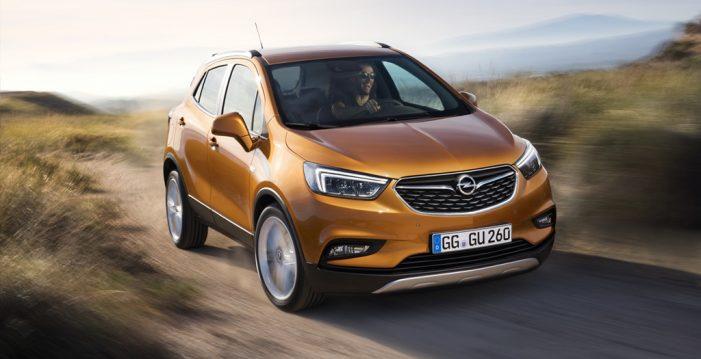 Más de 100.000 pedidos del Opel Mokka X