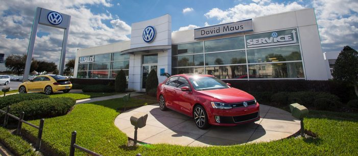 Un bufete lanza la primera demanda colectiva contra el grupo VW en Reino Unido por el 'dieselgate'