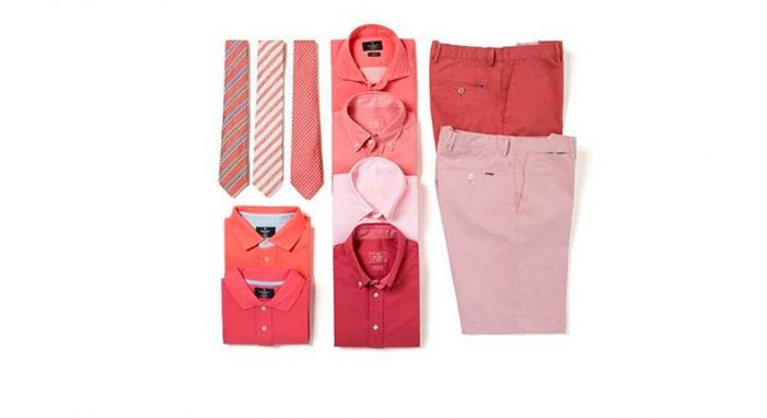 Think Pink by Hackett