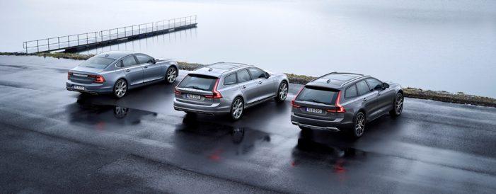 Las ventas de Volvo Cars aumentaron un 6,2% en 2016