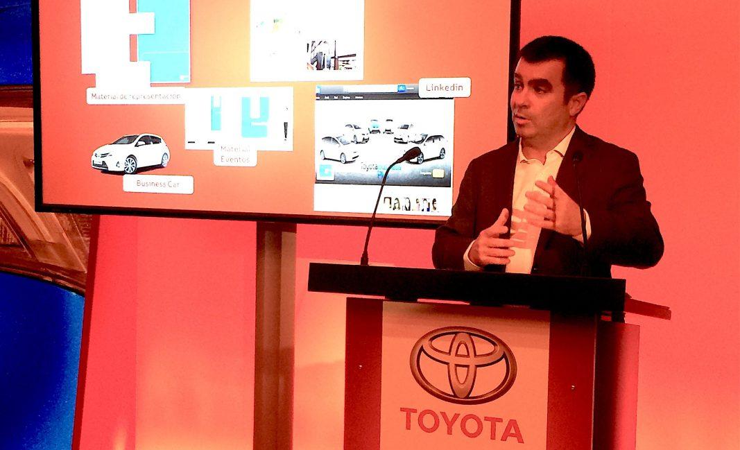 Toyota promociona a su jefe de flotas y le asigna la dirección de Operaciones