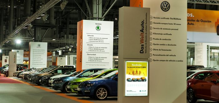 Das WeltAuto incrementa sus ventas un 19% en 2016