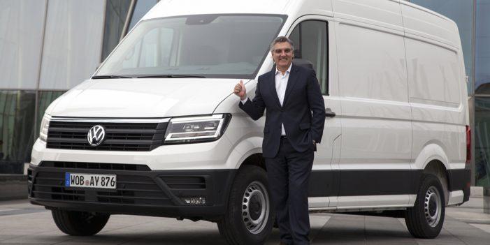 Volkswagen Vehículos Comerciales matriculó 15.191 unidades en España en 2016