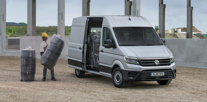 El nuevo Volkswagen Crafter ya se comercializa en España