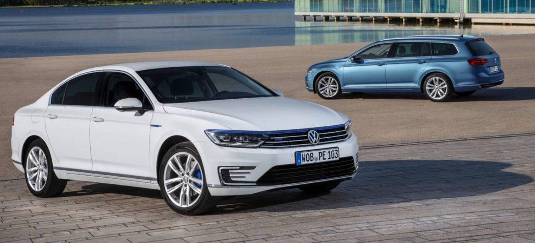El Volkswagen Passat continúa siendo la berlina más flotista del país