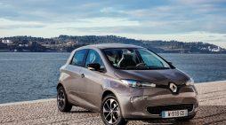 El Renault ZOE cuenta ahora con 300 kilómetros de autonomía eléctrica.