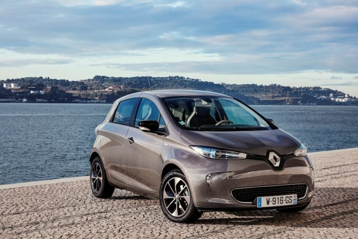 Renault ZOE: 300 kilómetros para conquistarlos a todos