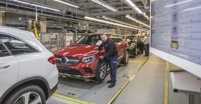La producción de vehículos crece un 1,8% en enero, según Anfac