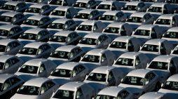 Las ventas de coches de ocasión han caído