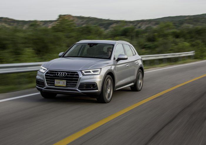 Relevo generacional para el Audi Q5, un éxito de ventas en flotas y renting