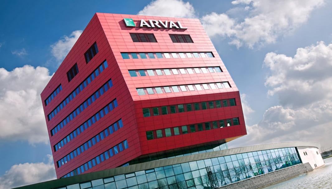 Una sede del gestor de movilidad, renting y leasing Arval.