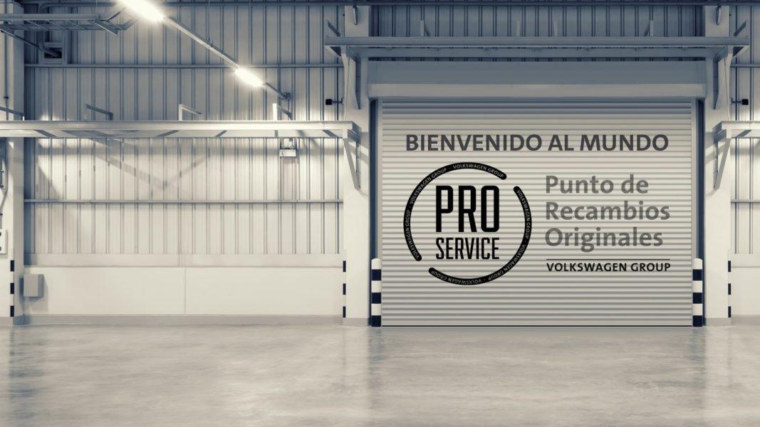 Volkswagen crea una área específica de recambios originales en España: No perderá de vista a los talleres de flotas