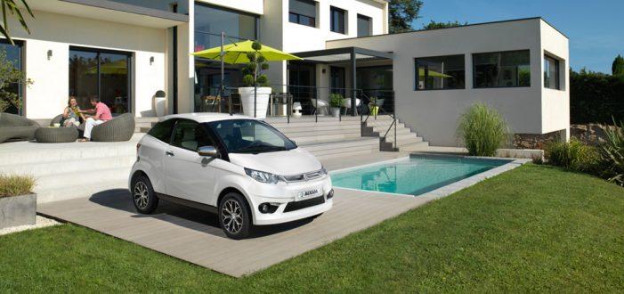 El líder de ventas de coches sin carnet en España, Aixam, cumple 20 años