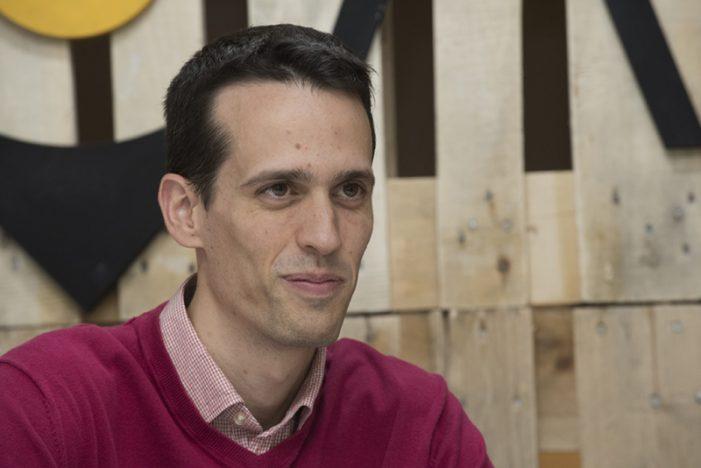 """Juan Ignacio García BraschI (Cabify): """"Para la flota de Cabify elegiría un DeLorean"""""""