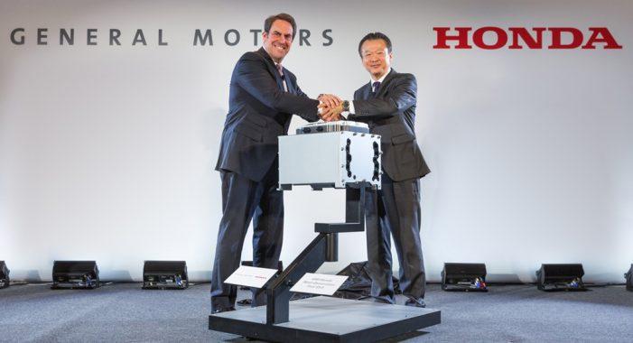 General Motors y Honda unidos en el primer sistema de pila de combustible