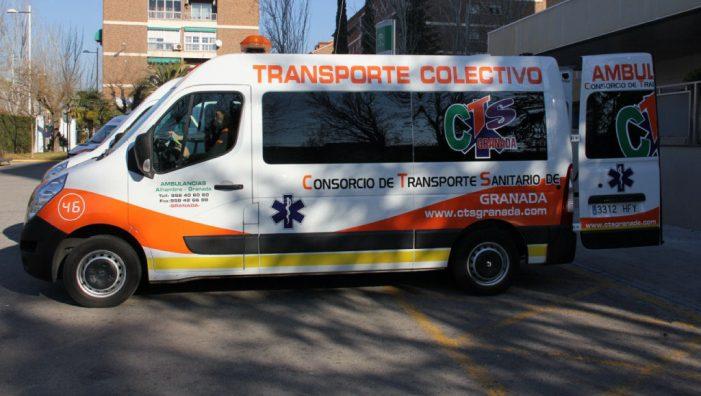 TomTom Telematics estará en los transportes sanitarios de Granada