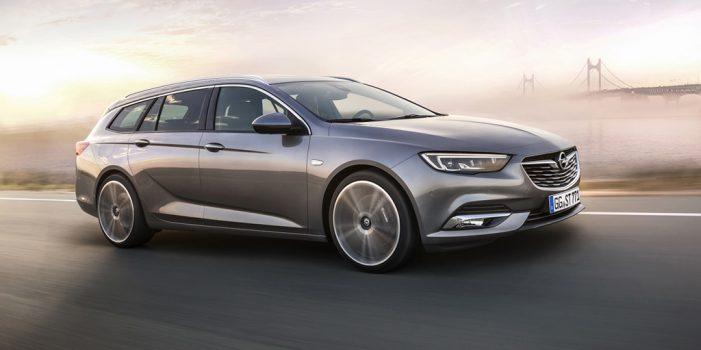 El nuevo Insignia Sports Tourer entrará de lleno en el programa de flotas de Opel