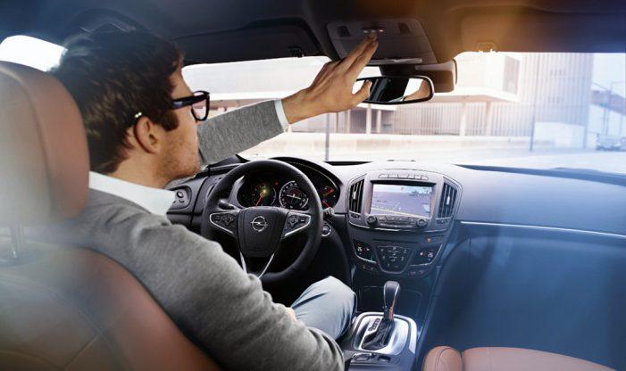 Hacia la conducción autónoma, con el Opel OnStar