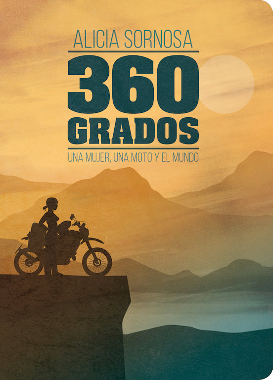 '360 Grados' está editado por BandaÀparte Editores, forma parte de la Colección Wanderlust y se puede comprar desde el 6 de febrero pasado en todas las librerías de España por 20 euros.