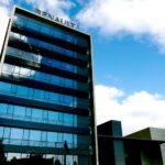 Sede de Renault España, en la Avenida de Burgos de Madrid. El grupo cambiará de sede este verano.