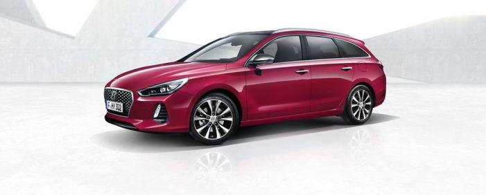 El nuevo HyundaiI i30 Wagon, elegancia y versatilidad
