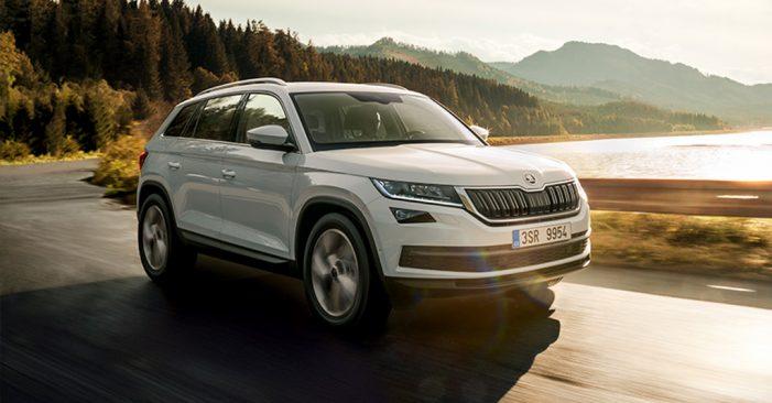 Skoda entregó 93.800 vehículos en enero