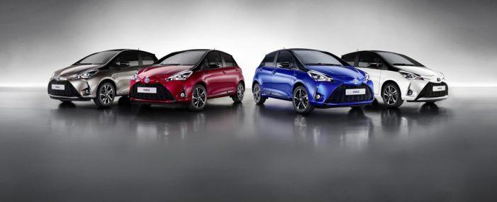 Profunda renovación para el Toyota Yaris, un modelo de éxito en el canal de flotas