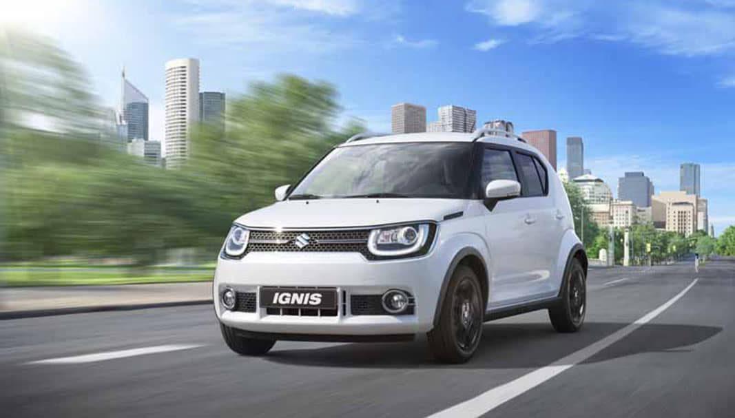 Ignis, un simpático y funcional mini crossover que Suzuki pone en el mercado desde 11.200 euros