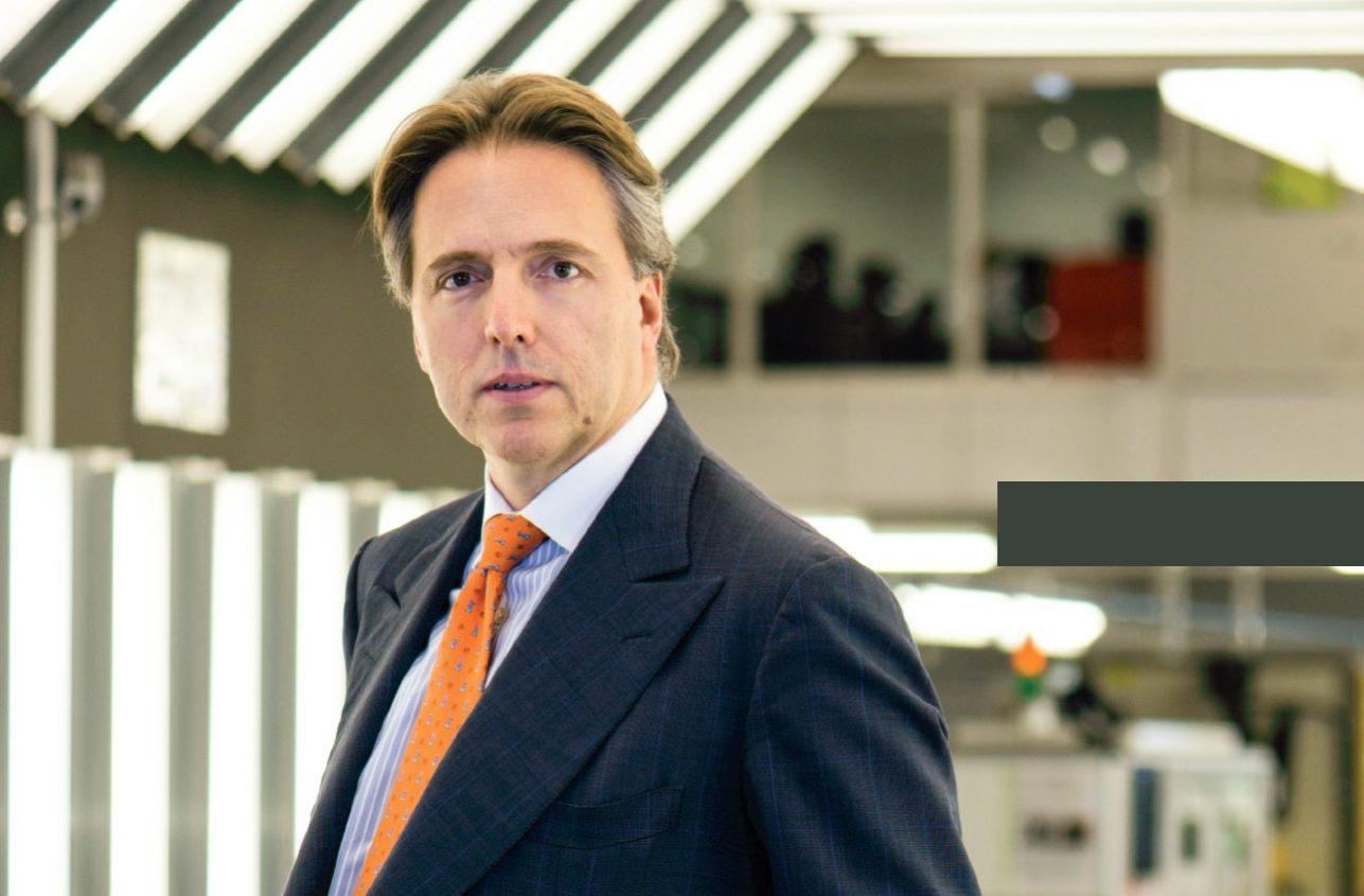 Andrea Bonomi es el máximo responsable de Investindustrial. // FOTOGRAFÍA: INVESTINDUSTRIAL