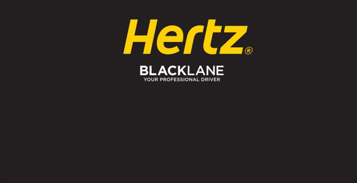 Hertz y Blacklane se unen para ofrecer un servicio de conductor profesional