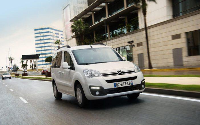 Citroën E-Berlingo Multispace, una alternativa para empresas atraídas por la movilidad eléctrica