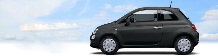 Fiat y Leasys venderán sus coches con la fórmula Be-Free en Amazon