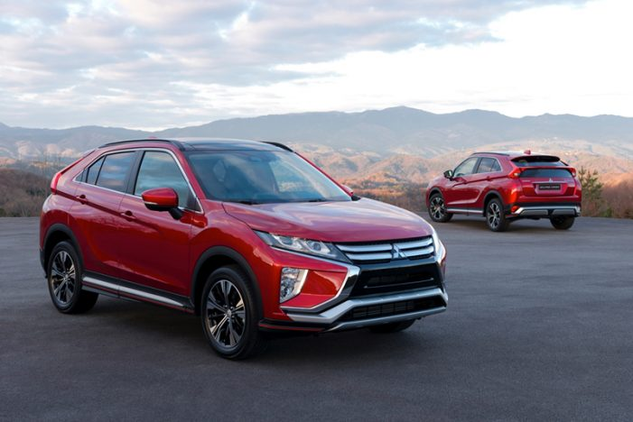 Eclipse Cross, un nuevo modelo global para redondear la oferta SUV de Mitsubishi