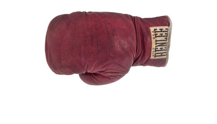 'Memorabilia' de Muhammad Ali