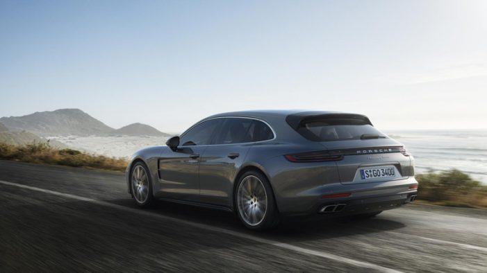 Porsche se adentra en el mercado de los familiares convirtiendo el Panamera en una ranchera