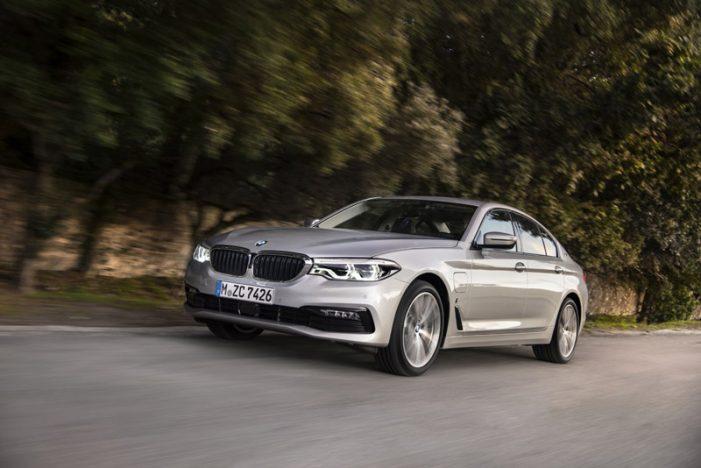 BMW inicia el lanzamiento comercial de la nueva berlina 'business' de la Serie 5