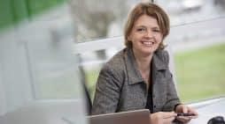 Caroline Parot es consejera delegada de Europcar. // FOTOGRAFÍA: EUROPCAR