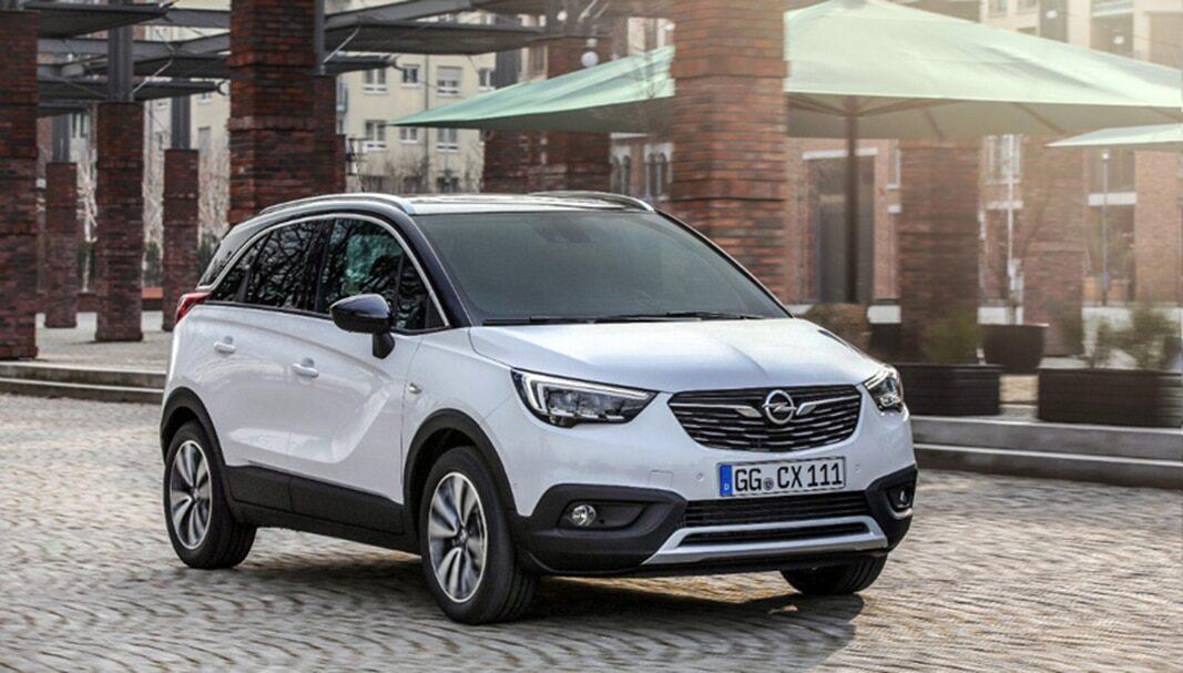 Crossland X, estímulo adicional para Opel en el creciente mercado de los SUV