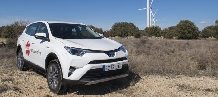 La nueva flota de EDP Renováveis contendrá un 70% de híbridos Toyota