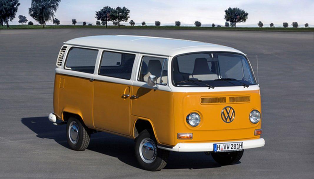 Recetas en el maletero: Pan de molde casero Pequeña Miss Sunshine al estilo Volkswagen T2 Combi