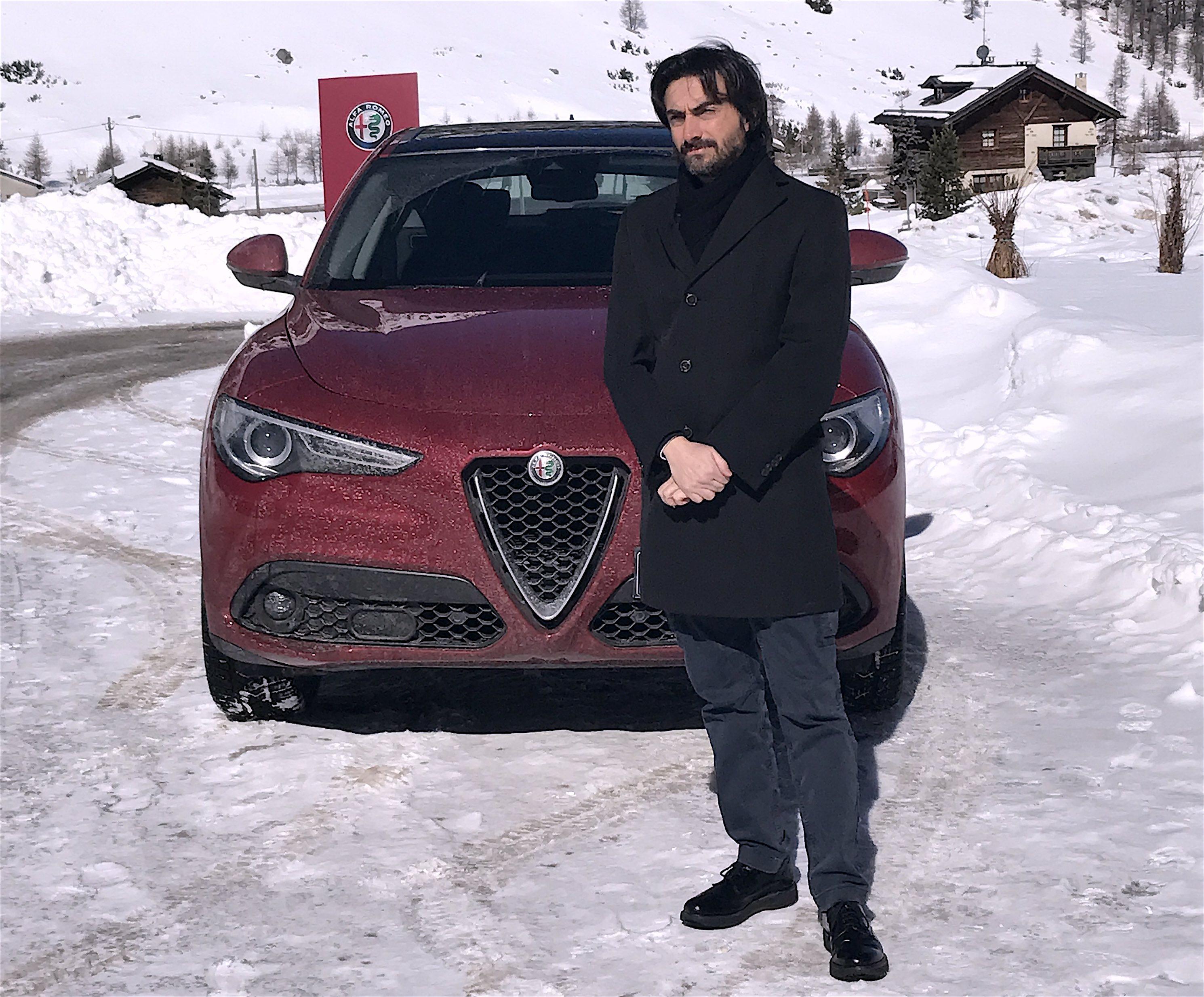 Gianluca Italia, máximo responsable de Flotas y Ventas Corporativas de FCA en Europa, Oriente Medio y Asia.