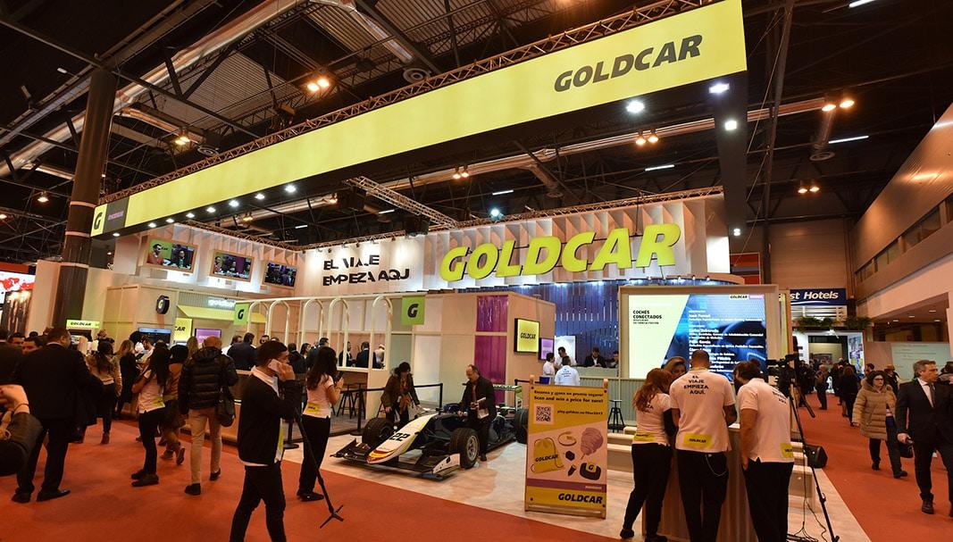 Investindustrial compró Goldcar a mediados de noviembre de 2014. // FOTOGRAFÍA: F.A. / FLEET PEOPLE